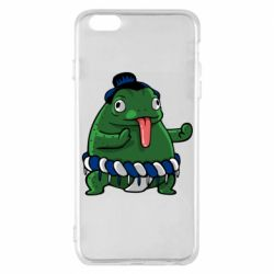 Чехол для iPhone 6 Plus/6S Plus Sumo toad