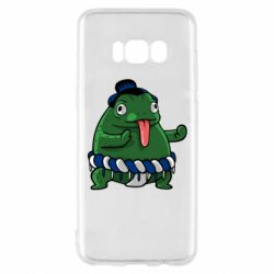 Чехол для Samsung S8 Sumo toad