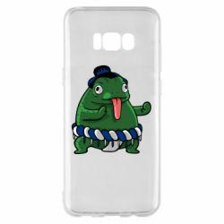 Чехол для Samsung S8+ Sumo toad