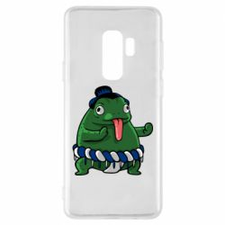 Чехол для Samsung S9+ Sumo toad