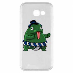 Чехол для Samsung A5 2017 Sumo toad