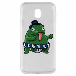 Чехол для Samsung J3 2017 Sumo toad