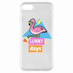 Чехол для iPhone 8 Sunny days - FatLine