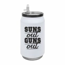 Термобанка 350ml Suns out guns out