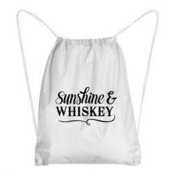 Рюкзак-мешок Sunshine & whiskey