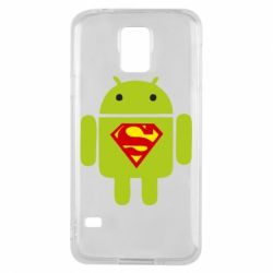 Чохол для Samsung S5 Super Android