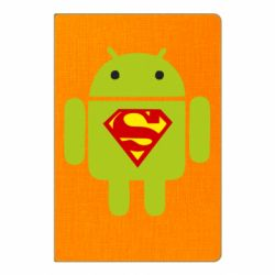 Блокнот А5 Super Android
