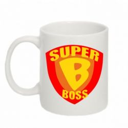 Кружка 320ml Super Boss - FatLine
