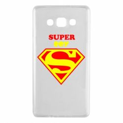 Чохол для Samsung A7 2015 Super Boy