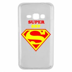 Чохол для Samsung J1 2016 Super Boy