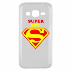 Чохол для Samsung J2 2015 Super Boy