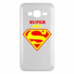 Чохол для Samsung J3 2016 Super Boy