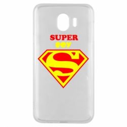 Чохол для Samsung J4 Super Boy
