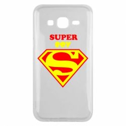 Чохол для Samsung J5 2015 Super Boy