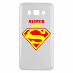 Чохол для Samsung J5 2016 Super Boy