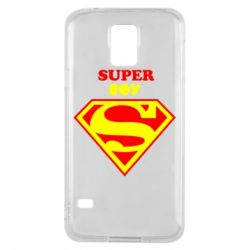 Чохол для Samsung S5 Super Boy