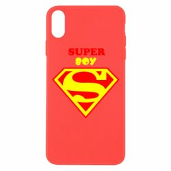 Чохол для iPhone Xs Max Super Boy