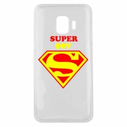 Чохол для Samsung J2 Core Super Boy