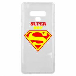 Чохол для Samsung Note 9 Super Boy