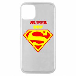 Чохол для iPhone 11 Pro Super Boy