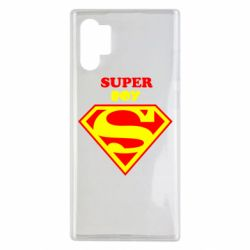 Чохол для Samsung Note 10 Plus Super Boy