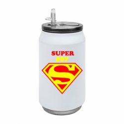 Термобанка 350ml Super Boy