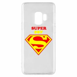 Чохол для Samsung S9 Super Boy