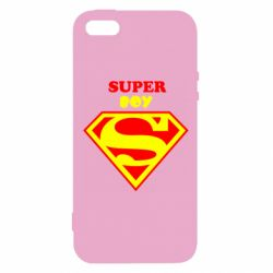 Чохол для iphone 5/5S/SE Super Boy