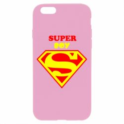 Чохол для iPhone 6/6S Super Boy