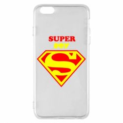 Чохол для iPhone 6 Plus/6S Plus Super Boy