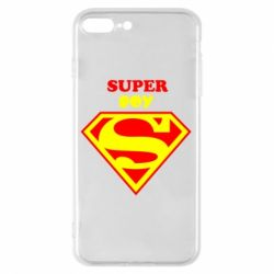 Чохол для iPhone 8 Plus Super Boy