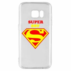 Чохол для Samsung S7 Super Boy
