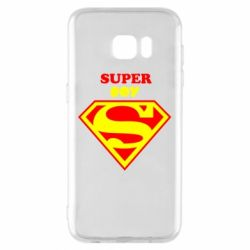 Чохол для Samsung S7 EDGE Super Boy