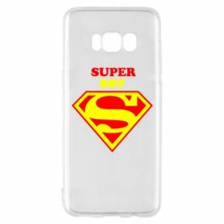 Чохол для Samsung S8 Super Boy