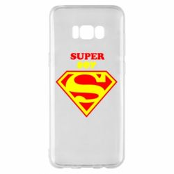 Чохол для Samsung S8+ Super Boy