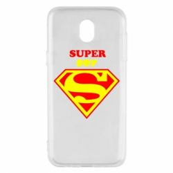 Чохол для Samsung J5 2017 Super Boy