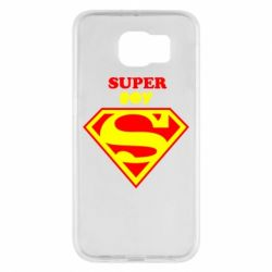 Чохол для Samsung S6 Super Boy