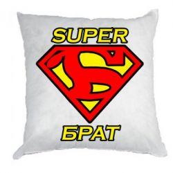 Купить Подушка Super брат, FatLine