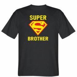 Мужская футболка Super Brother