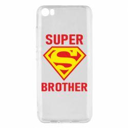 Чехол для Xiaomi Mi5/Mi5 Pro Super Brother