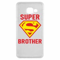 Чехол для Samsung A3 2016 Super Brother