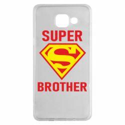 Чехол для Samsung A5 2016 Super Brother