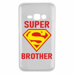 Чехол для Samsung J1 2016 Super Brother