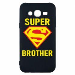 Чехол для Samsung J5 2015 Super Brother