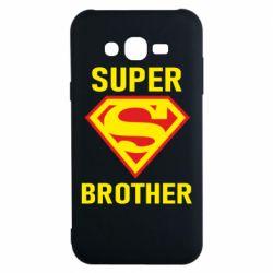 Чехол для Samsung J7 2015 Super Brother