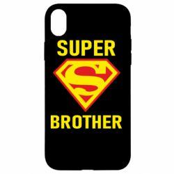 Чехол для iPhone XR Super Brother