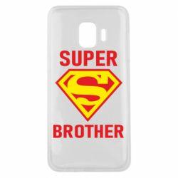 Чехол для Samsung J2 Core Super Brother