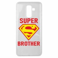 Чехол для Samsung J8 2018 Super Brother