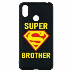Чехол для Xiaomi Mi Max 3 Super Brother