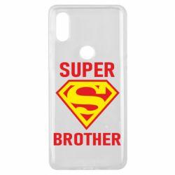 Чехол для Xiaomi Mi Mix 3 Super Brother